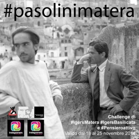 PasoliniMatera: un challenge dedicato alla visione pasoliniana