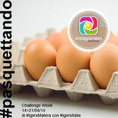 Challenge di Pasqua con Instagramers Matera