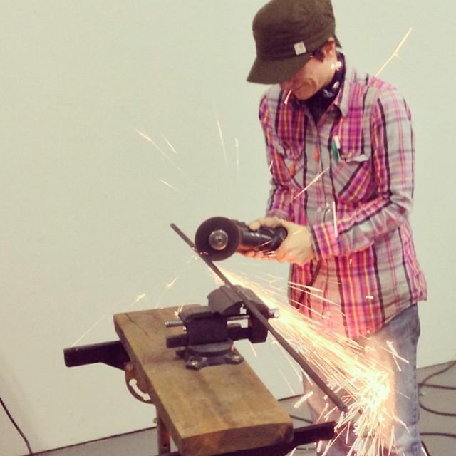 artigiano fotografato da @ph_weld