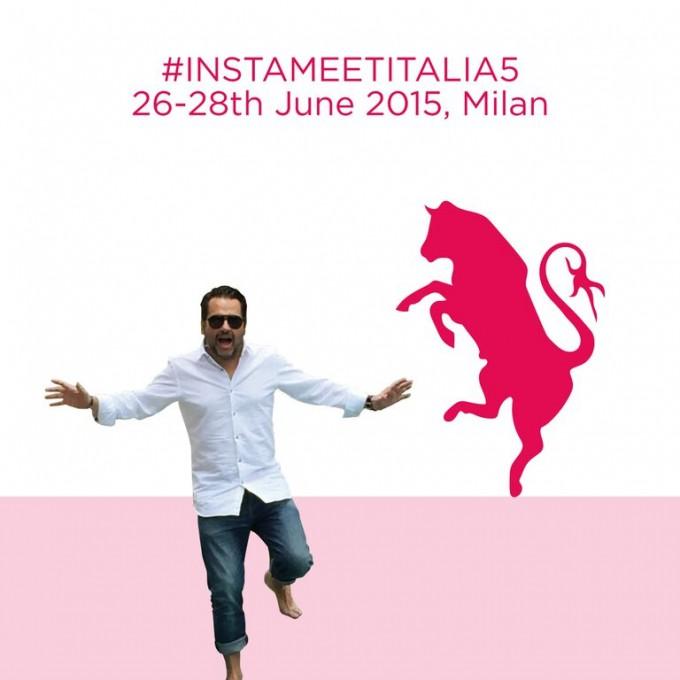 InstameetItalia5: tra gli ospiti Philippe Gonzalez
