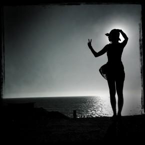 @kimstamatic in Portogallo nel 2013. Hipstamatic, bianco e nero