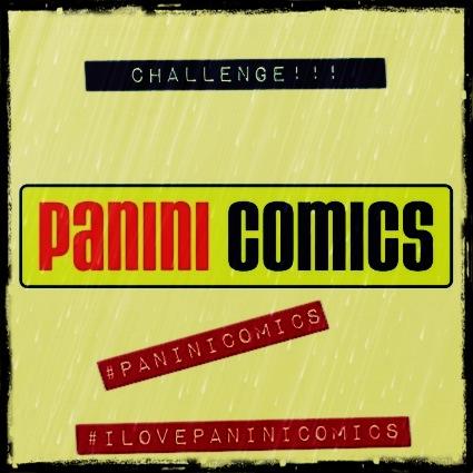 Contest Instagram di IgersModena per Panini Comics