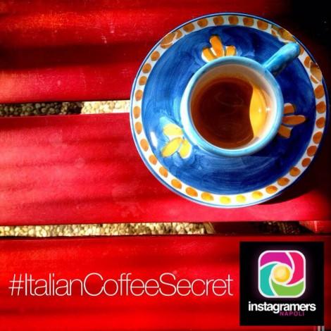 Descrivi il tuo caffè ed entra nell'ebook di IgersNapoli e Pia Schenk
