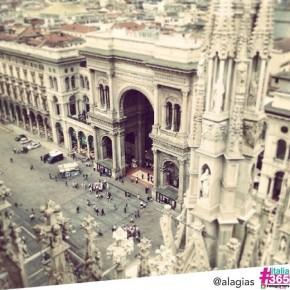 foto scelta per #italia365 – Piazza Duomo a Milano – @alagias
