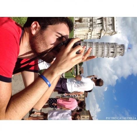 Pietro Cataudella e il progetto #citylivesketch // Iger della Settimana