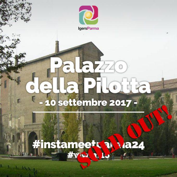 InstameetParma24: il World Wide Instameet al Palazzo della Pilotta di Parma