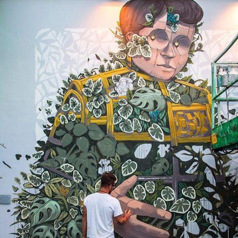 Wynwood: il quartiere della street art di Miami