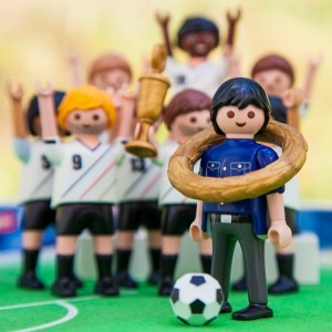 @playmobil: Champions | #PLAYMOBIL #toys #figures #team #worldcup #soccer #worldchampion #champion #winner #football #final #deutschland #germany #GER #match #cup