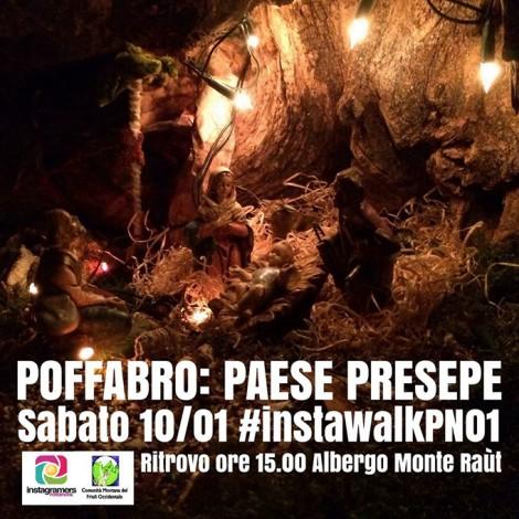 Instawalk a Poffabro, gioiello incastonato nelle Dolomiti Friulane.