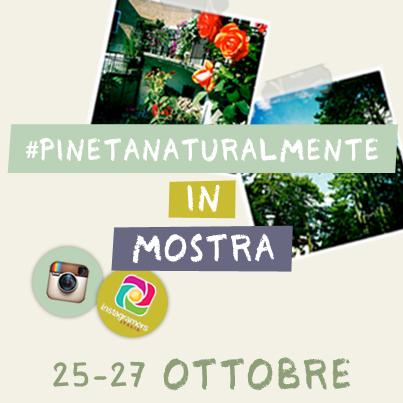 La prima Mostra Fotografica in un parco montano: #pinetanaturalmente