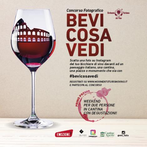 Bevi cosa vedi: Instagram e il vino italiano