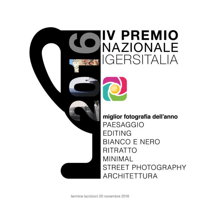 Premio Nazionale Igersitalia 2016