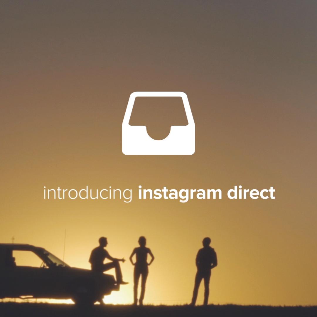 Instagram Direct – Condividi i tuoi momenti con i tuoi amici