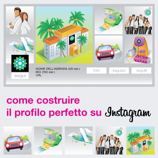 Strategie per aziende: come costruire il profilo perfetto su Instagram