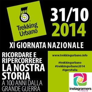 Trekking Urbano 2014