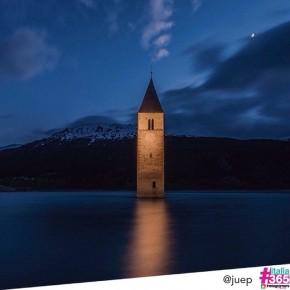 foto scelta per #italia365 – Lago di Resia (Alto Adige) – @juep