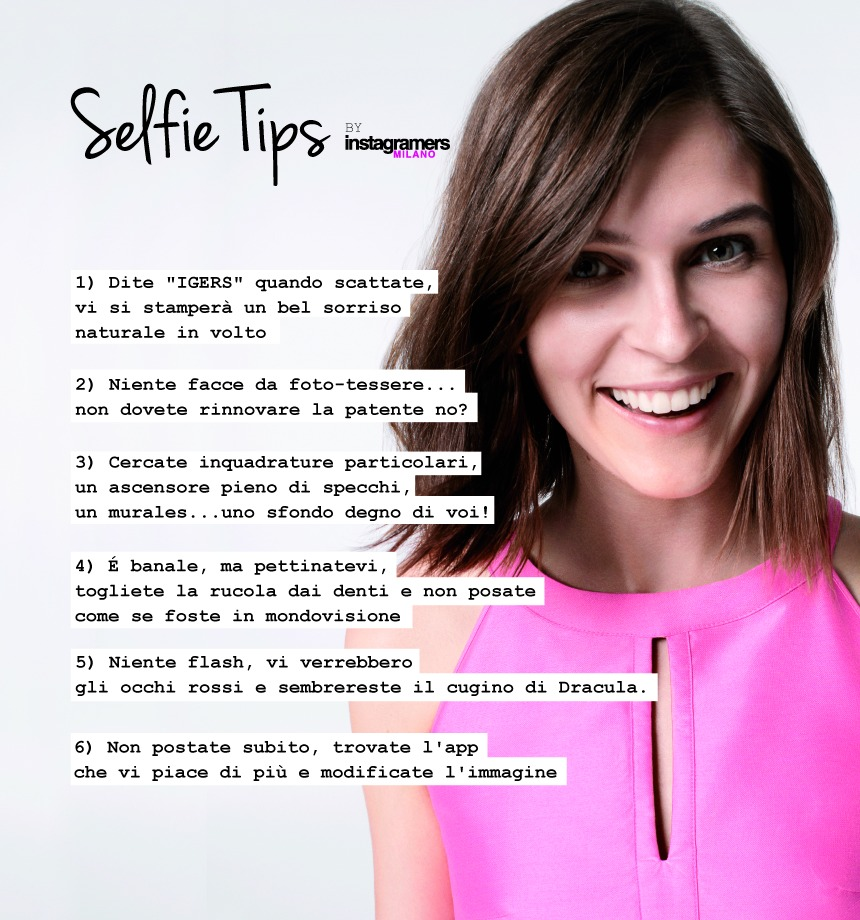 Instagram party a Milano: igersmilano c'è con le regole dei selfie