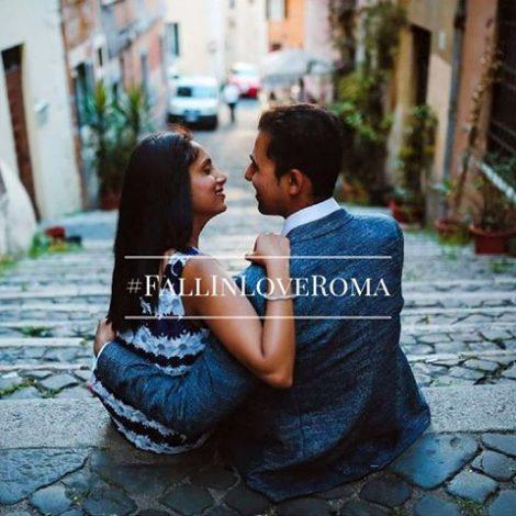 #FallinLoveRoma, il nuovo challenge fotografico sull'amore