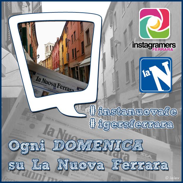 Igers Ferrara e la partnership con La Nuova Ferrara