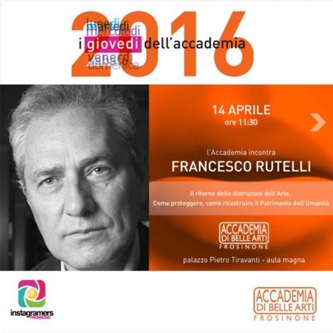 Instagramers Frosinone incontra Rutelli per un dibattito sul futuro della cultura italiana