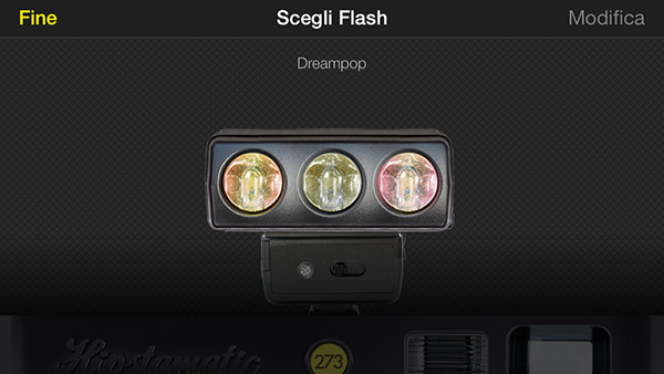 hipstamatic - recensione - i flash
