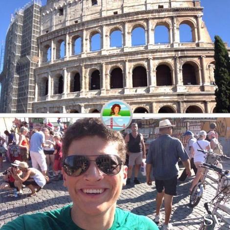 Selfie Vista: cosa c'è dietro un selfie