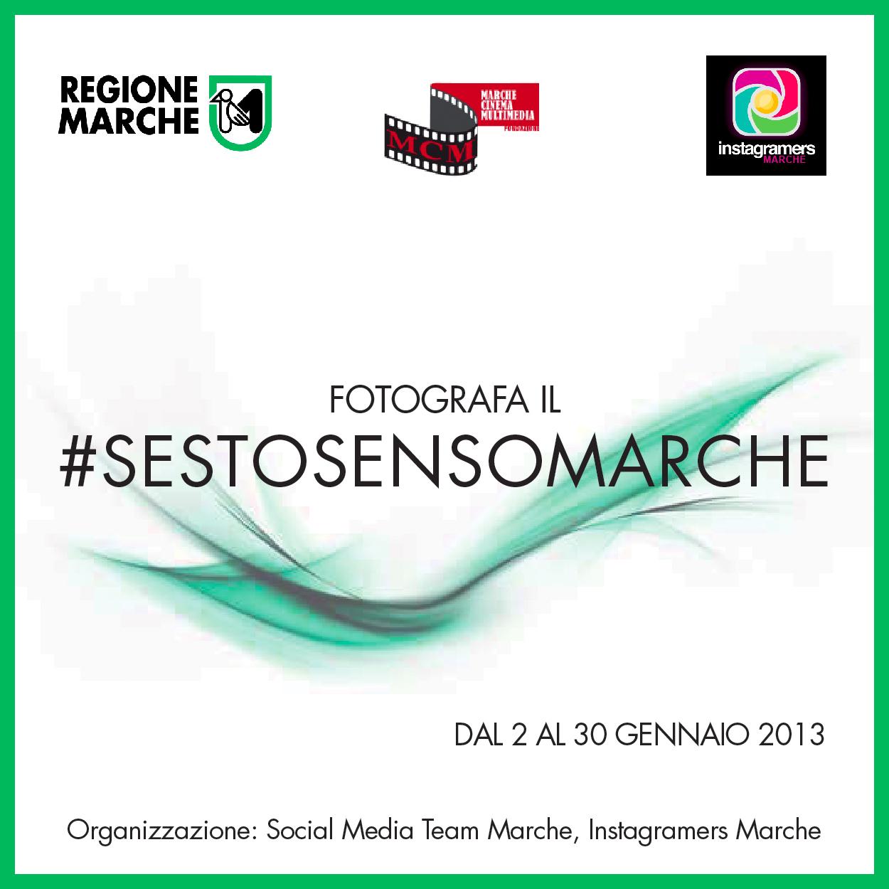 Il Sesto Senso delle Marche alla BIT Milano con voi Instagramers!