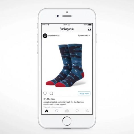Inserzioni su Instagram: oggi anche gli slideshow