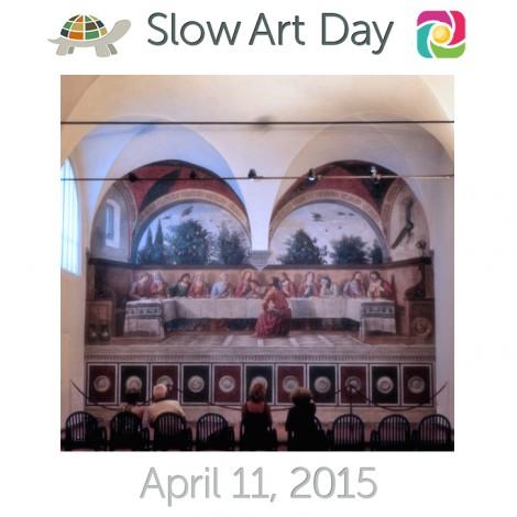 Firenze: Slow Art Day 2015 gli igers alla scoperta dell'arte