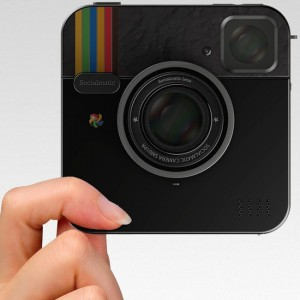 Socialmatic la fotocamera Instagram