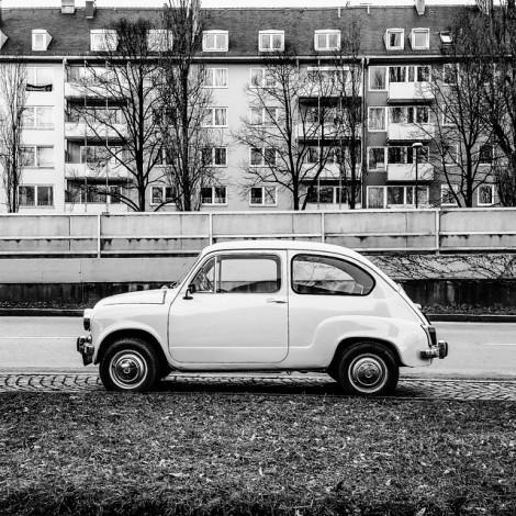 Instagram hashtag creativi: auto protagoniste con #soloparking