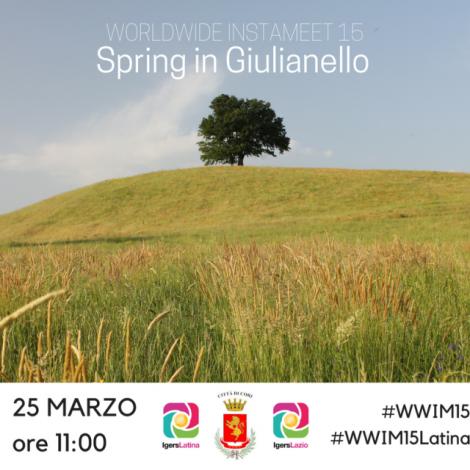 WWIM15: Giulianello, tra storia e natura incontaminata