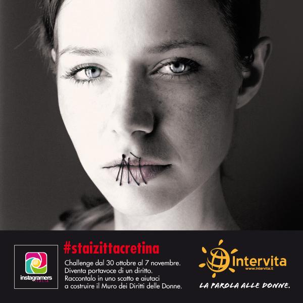 Instagramers Italia supporta il progetto Intervita