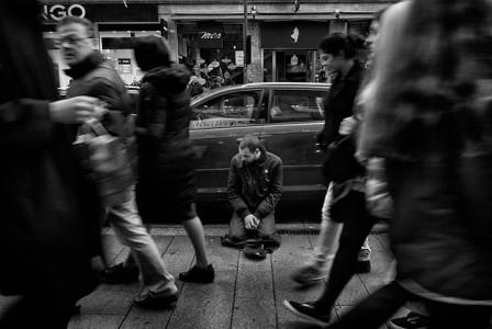 Street a Milano © Eolo Perfido