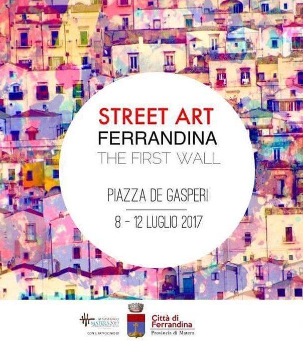 StreetArtFerrandina – Il racconto del progetto con Igers Matera