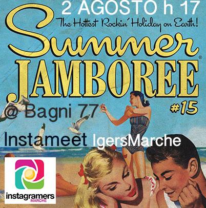 Gli Instagramers al Summer Jamboree