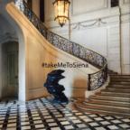 """Il challenge #takeMeToSiena per partecipare all'""""empty museum"""" di Santa Maria della Scala"""