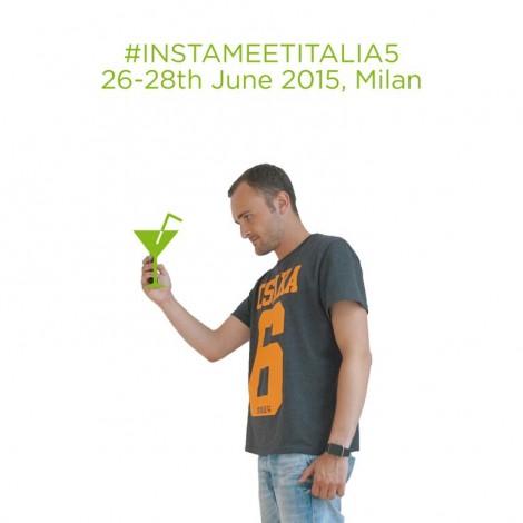 InstameetItalia5: tra gli ospiti Thomas Kakareko