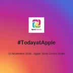 Instameet #todayatApple: tool experience con Igers_Catania