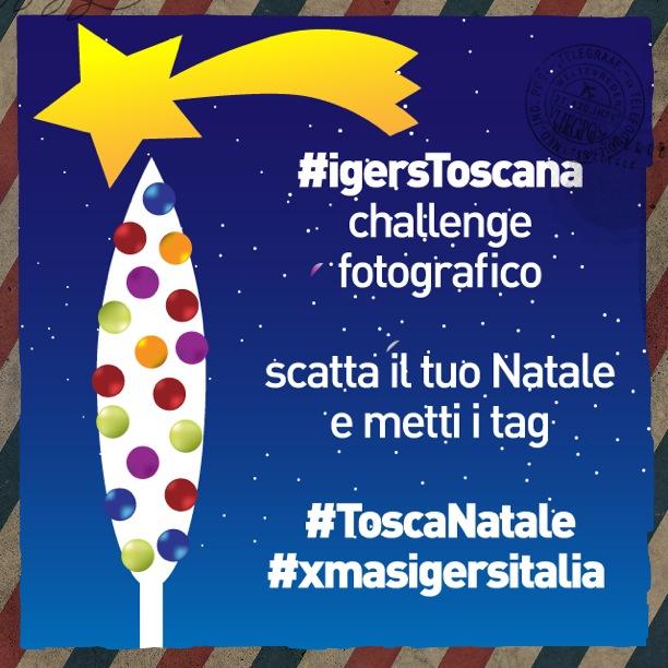 Challenge Instagram di instagramers Toscana