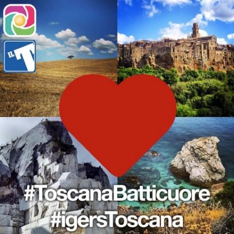 Toscana batticuore. Le foto più emozionanti su Il Tirreno