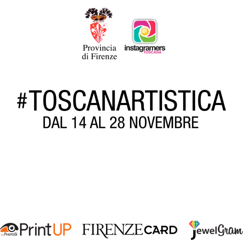 Instagramers Toscana: Fotografa la tua #ToscanArtistica