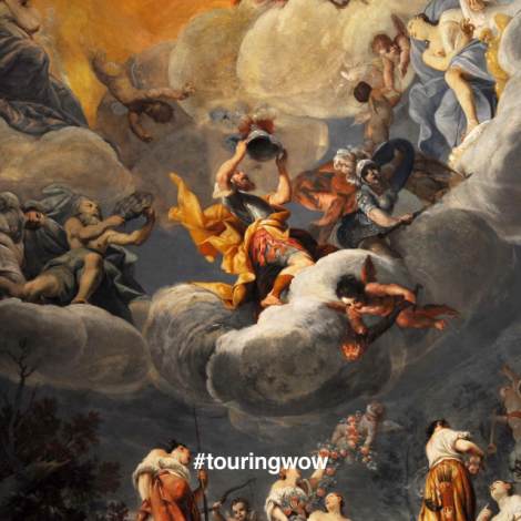 #TouringWOW: il challenge per celebrare il Weekend Wow con Touring Club