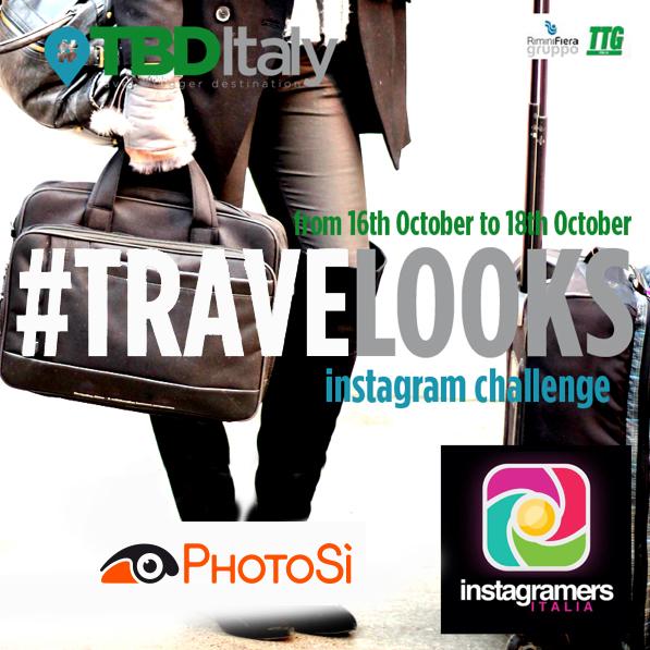 Raccontaci i tuoi #TraveLooks con Instagram!