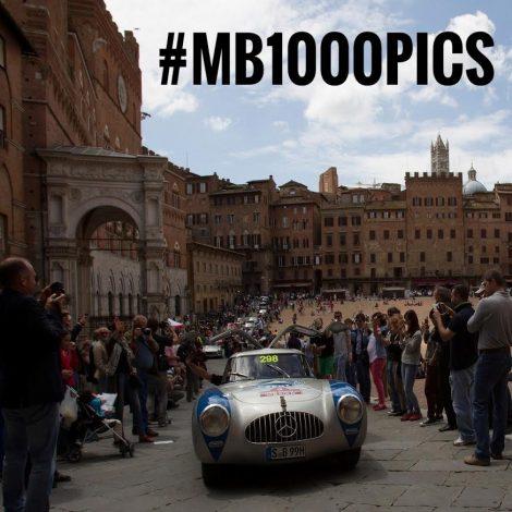 Millemiglia 2017: al via il progetto MB1000pics