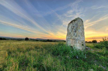 Tomba dei giganti Sa Pedra Longa - G. Galzerano