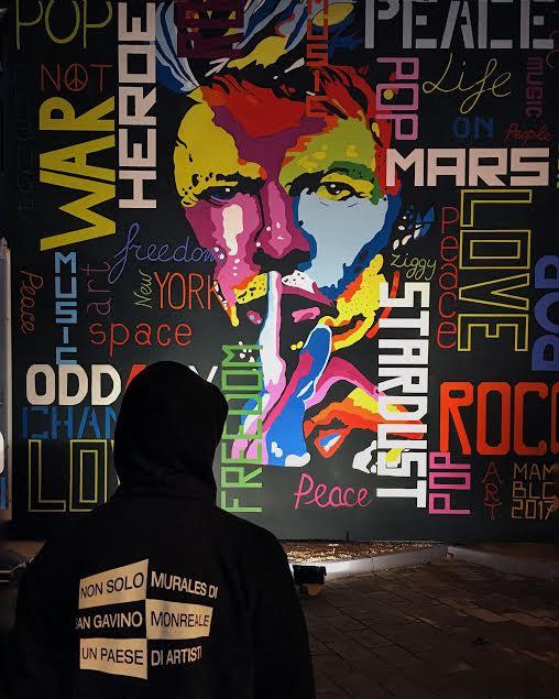 Igers_Cagliari organizza un Instawalk tra i murales di S. Gavino Monreale