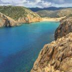Instawalk a Cala Domestica, il fascino del mare in autunno con Igers Cagliari