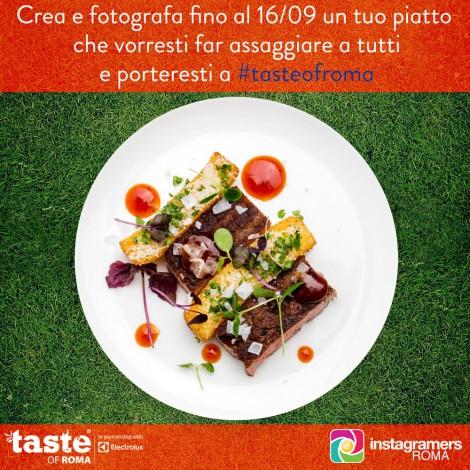 Taste of Roma, un incontro di gusto con gli Igers della Capitale