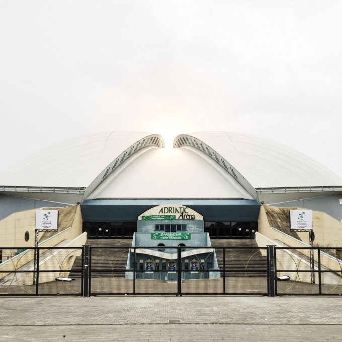 Gli Instagramers pesaresi raccontano la Coppa Davis